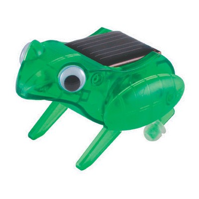 Solar Powered Jumping Frog Kit