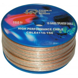 Speaker Wire 10AWG 150ft Roll