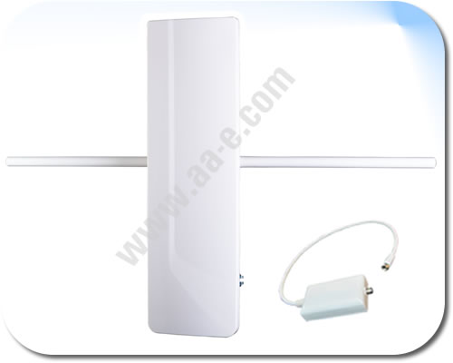 HDTV Indoor/Outdoor Active Antenna