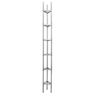 16 Gauge Golden Nugget Straight Tower Section