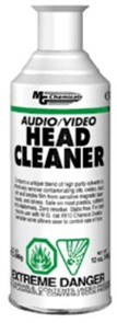 407C-340G – AUDIO / VIDEO HEAD CLEANER