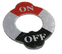 41-898‐10 ON/OFF SWITCH PLATE