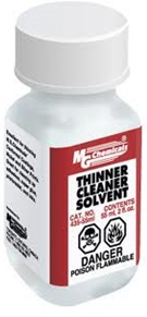 435-100ML – THINNER CLEANER SOLVENT