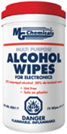 8241-T – MULTI PURPOSE ALCOHOL WIPES