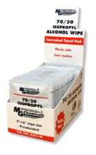 8241-W – 70/30 ISOPROPYL ALCOHOL WIPE