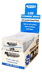 8242-W – LCD CLEANING WIPE (INDIVIDUAL PACK)