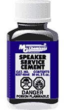8337-55ML – SPEAKER SERVICE CEMENT
