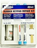 8339 – RUBBER KEYPAD REPAIR KIT