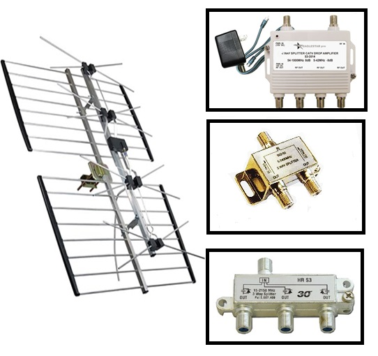 CATV Antenna & Accessories