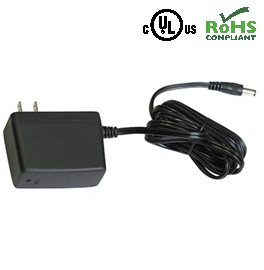 AC/DC Adapter – 9VDC / 1500mA – 2.1 x 5.5mm Plug Center Positive Polarity