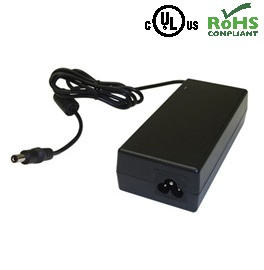 AC/DC Adapter 12VDC / 7000mA – 2.1 x 5.5mm Plug Centre Positive Polarity