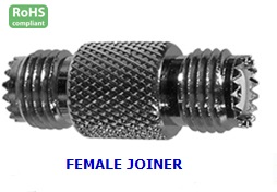21-568-110 N CONNECTOR FEMALE JOINER