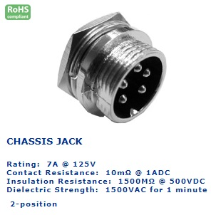 25-732-82 CHASSIS JACK