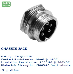 25-733‐88 CHASSIS JACK