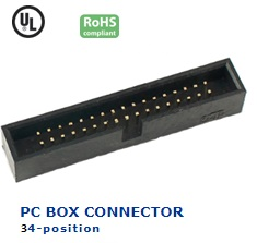 35-534‐18 PC BOX CONNECTOR
