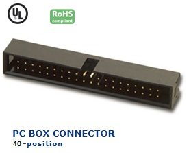 35-540‐27 PC BOX CONNECTOR