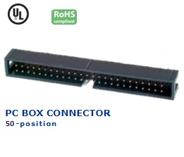 35-550‐33 PC BOX CONNECTOR