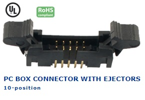 35-710‐24 PC BOX CONNECTOR WITH EJECTORS