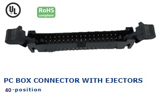 35-740‐61 PC BOX CONNECTOR WITH EJECTORS