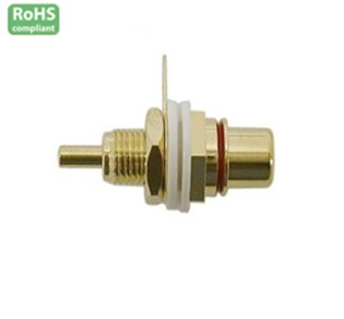 351-707-0, RCA Jack Chassis
