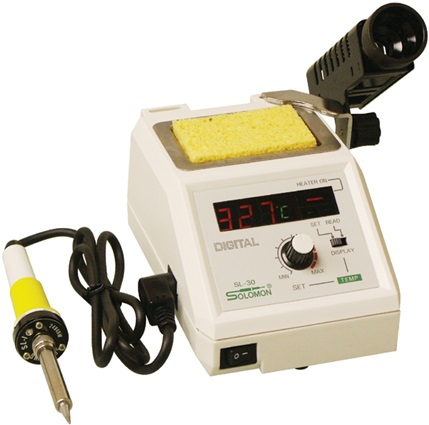 SL-30 Adjustable Temperature Controller Soldering Station